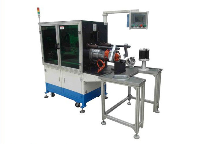 Servo Coil Inserting Machine  Applied To Micro Induction Motors SMT-KW300