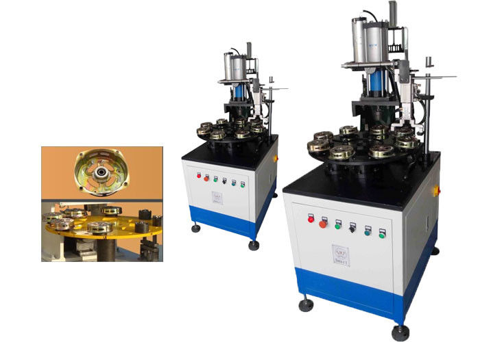 End Cover Bearing Pressing Machine For Washing  Motor / Cooler Motor SMT - YM08
