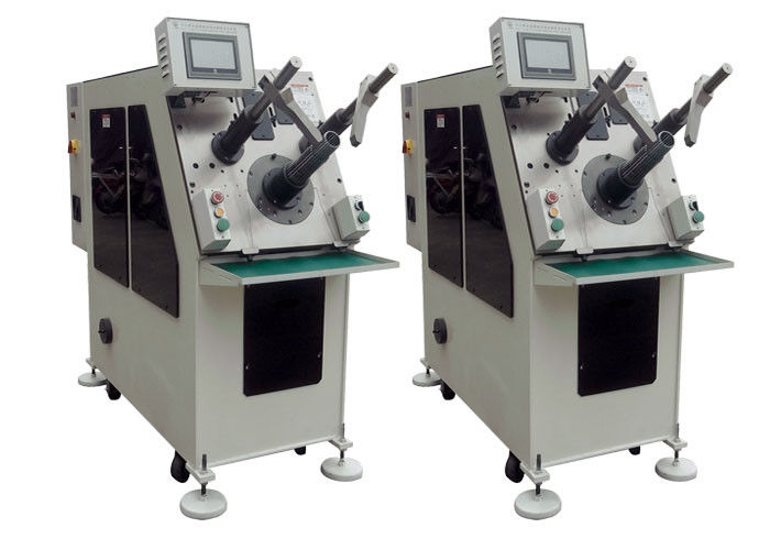 Motor Stator Coil Servo Winding Inserting Machine / Inserting Machine SMT - K90