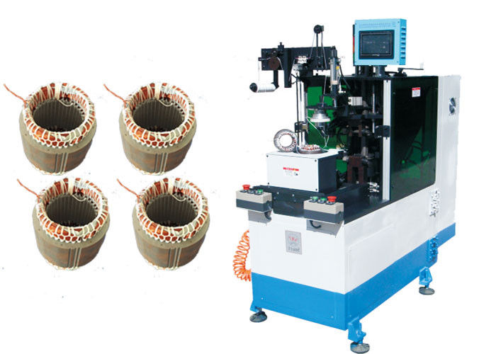 Coil End Automatic Lacing Machine Double Sides Motor Stator