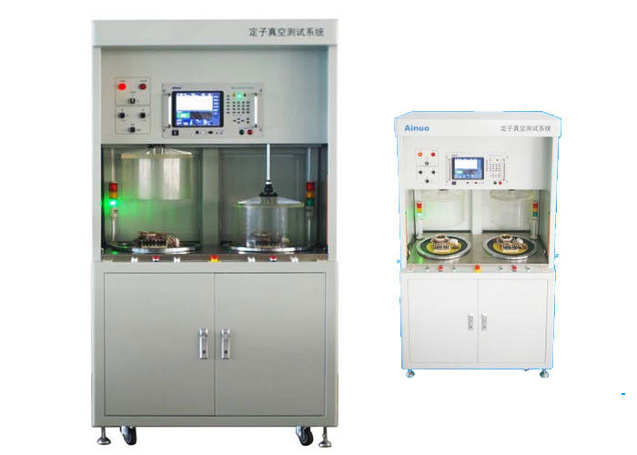 Electric Motor Winding Equipment  Pumo / Compressor Stator Integrated Test System Vacuum