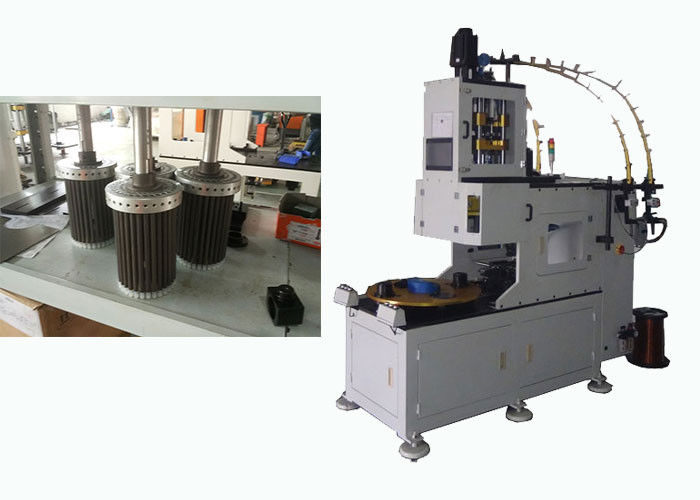 Strong and Durable Electric Motor Coil Winding Machine For Electric Bike