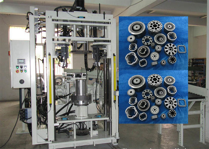 SMT - IC - 4 Progressive Stamping Machine For Electric Motor Stator Rotor Core Assembly