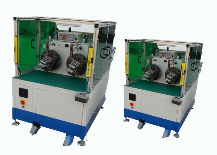 Full Automatic Stator Winding Machine / Starter Stator Producing Machine