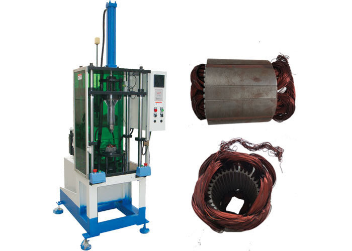 Electrical Motor Stator Coil Winding Middle Forming Machine For Al Wire SMT-KZ160
