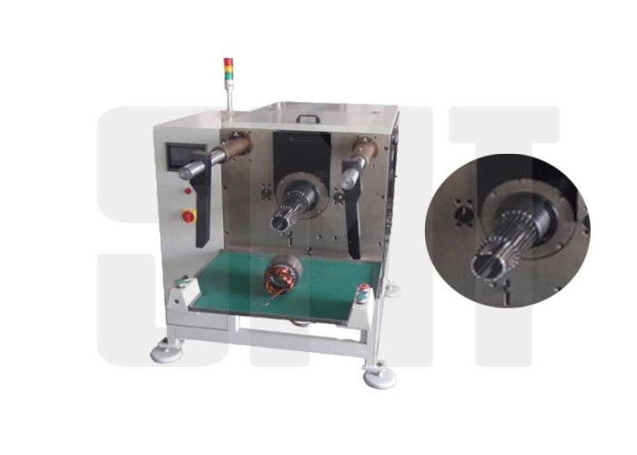 AC / Industrial Induction Motors Coil Inserting Machine , Coil Insertion Machine