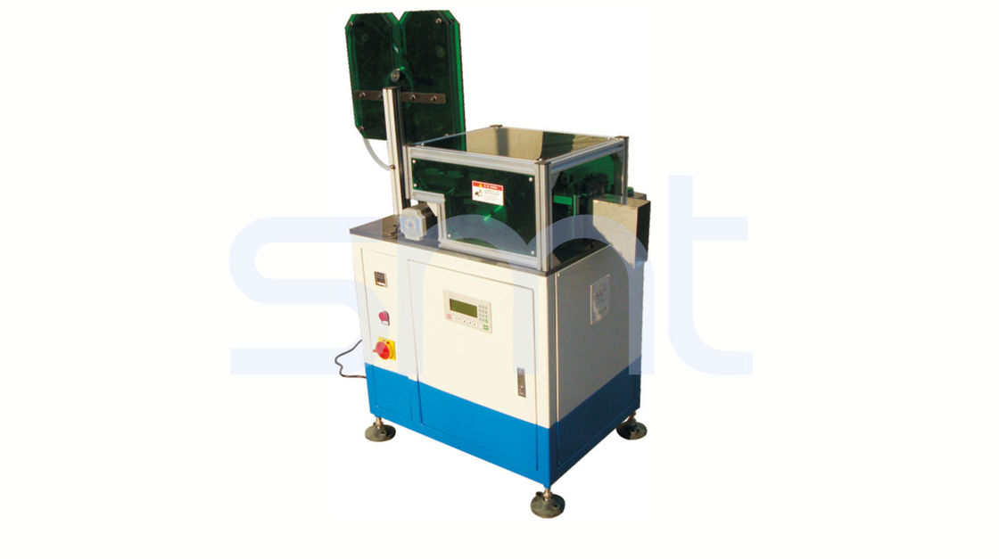 DC Wedge Cutting Machine Slot Paper Inserting Machine For Paper Forming / Cutting