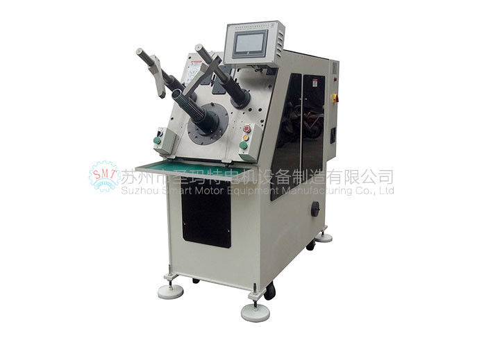 Automatic Small Motor  Stator Slot Coil / Wedge Inserting Machine