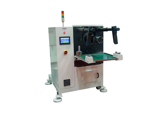 Motor Stator Winding Inserting Machine Coil Servo Winding Inserting Machine With Wedge